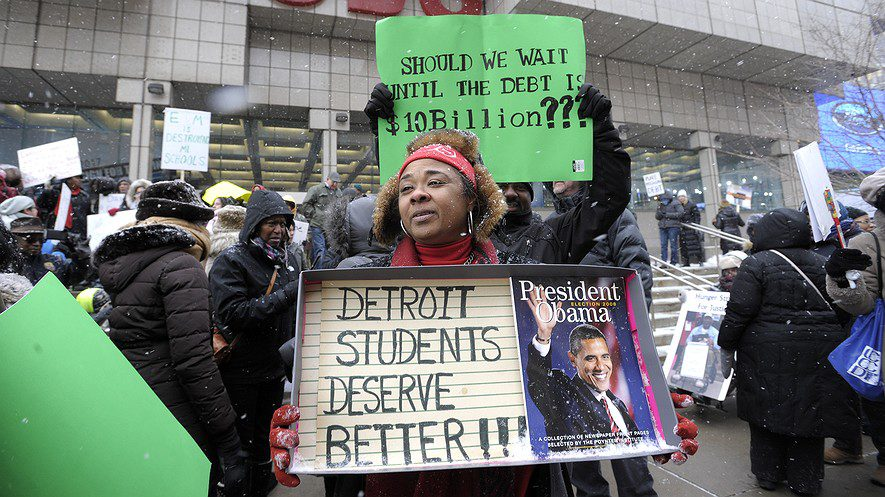 Pray For Detroit With Us